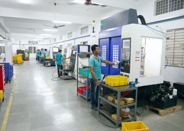 CNC Machine Unit